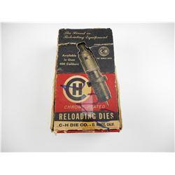 C.H.DIE CO 222 REM RELOADING DIES