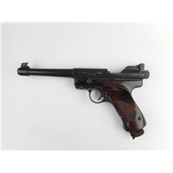CROSMAN MARK I TARGET .22 CAL PELLET PISTOL GUN