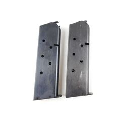 .45ACP FOR UNKNOWN COLT TYPE 1911 PISTOL MAGAZINES