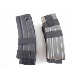 .223/5.56 AR-15 MAGAZINES AND CLAMPS