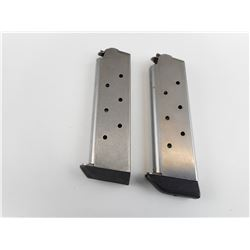 45ACP MAGAZINES FOR COLT 1911 TYPE