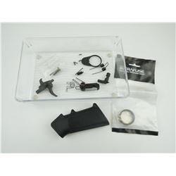 ASSORTED AR-15 LOWER RECEIVER PARTS