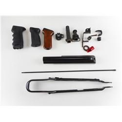ASSORTED AK-47 PARTS