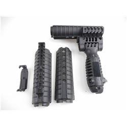 AR-15 M4 HAND GUARDS & BIPOD