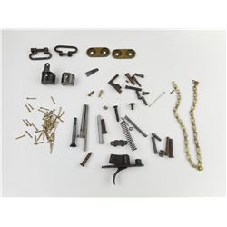 ASSORTED SNIDER ENFIELD .577 PARTS