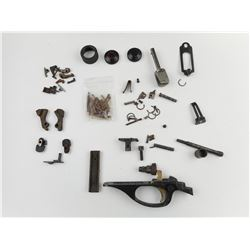 ASSORTED S&W AND REMINGTON GUNSMITH PARTS
