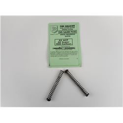FIRE DRAGON DUAL ACTION BUFFER SPRING SYSTEM FOR SIG SAUER P220