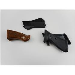 ASSORTE SMITH & WESSON HAND GUN GRIPS