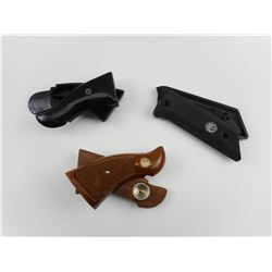 ASSORTED HAND GUN GRIPS