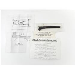CLARK NATIONAL MATCH 911 .45ACP BARREL