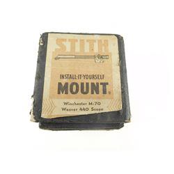 STITH WINCHESTER MODEL 70 SCOPE MOUNT