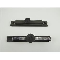 M16/AR15 CARRYING HANDLE SCOPE MOUNTS