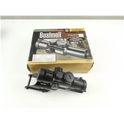 BUSHNELL TROPHY RED/GREEN DOT 1X28 SCOPE WITH SADDLE MOUNT