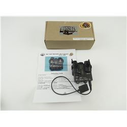 DUAL LASER DESTINATOR AND ILLUMINATOR WITH BOX AND INSTRUCTION GUIDE