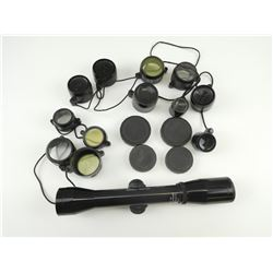 BUSHNELL SPORTVIEW 4X32 SCOPE AND LENS CAPS