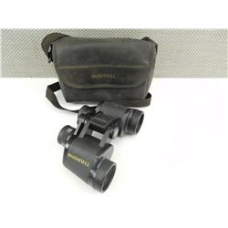 BUSHNELL BINOCULARS IN SOFT BUSHNELL CASE