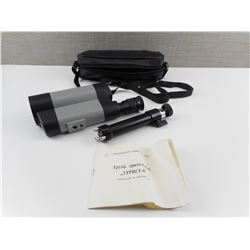 TOURIST-6 SPOTTING SCOPE WITH BAG AND STAND