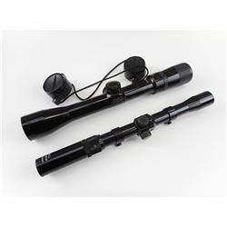 BAUSCH & LOMB AND BUSHNELL SCOPES