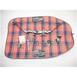 BEAR COMPOUND BOW AND CARRYING CASE