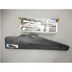 AIRGLIDE PLANO SCOPED RIFLE OR SHOTGUN CASE WITH BOX