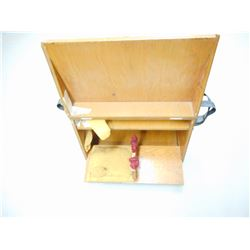 WOODEN RANGE BOX
