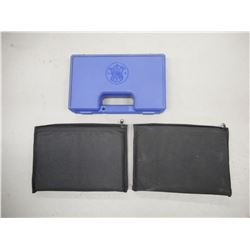 SMITH AND WESSON HAND GUN CASE
