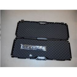 FLAMBEAU HARD TACTICAL GUN CASE WITH INSERTS