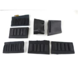 AMMO HOLDERS AND RUBBER BUTT STOCK PADS