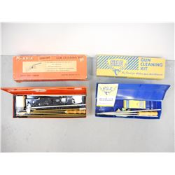 STAG AND MARBLE GUN CLEANING KITS