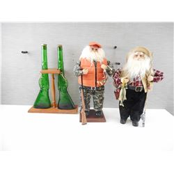 HUNTING AND FISHING DECORATIONS