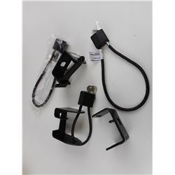 ASSORTED CABLE LOCKS AND KEYS WITH TRIGGER GUARD