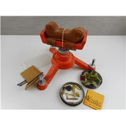 GUN REST AND CLEANING KIT