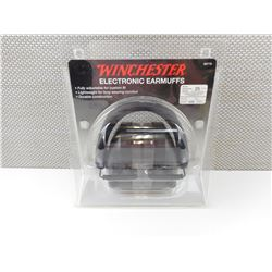 WINCHESTER ELECTRONIC EARMUFFS IN PACKAGE