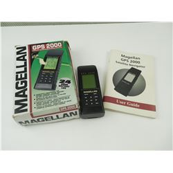 MAGELLAN GPS 2000 IN BOX WITH INSTRUCTIONS