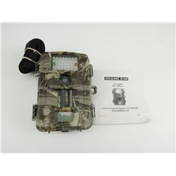 STEALTH CAM GAME CAMERA WITH MANUAL