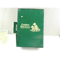 GOLDEN RETRIEVER OUTDOOR FOOTWEAR MUDDY BOOTS