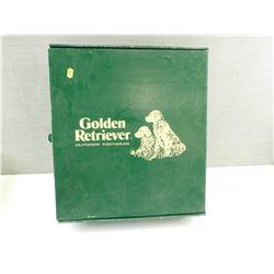 GOLDEN RETRIEVER OUTDOOR FOOTWEAR HIKING TYPE BOOTS