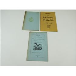 ASSORTED US ARMY MANUAL'S