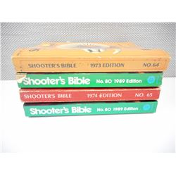 ASSORTED SHOOTER'S BIBLE