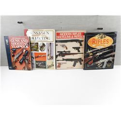 ASSORTED GUNS OF THE WORLD BOOKS