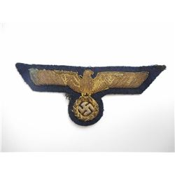 WWII GERMAN OFFICER BREAST EAGLE