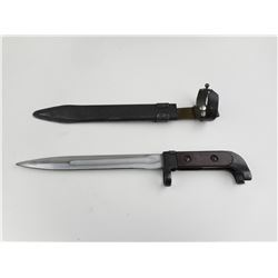 ORIGINAL AK-47 BAYONET AND SCABBARD
