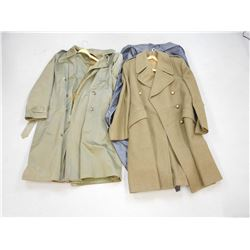 CANADIAN MILITARY GREAT COATS