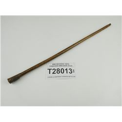 WWI WOODEN 130TH CANADIAN SWAGGER STICK