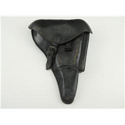 GERMAN P08 LUGER LEATHER HOLSTER