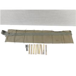 5.56MM BANDOLIER AND STRIPPER CLIPS