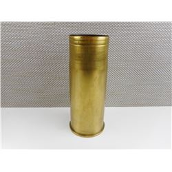 76MM ARMD C BRASS CASING