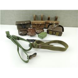 ASSORTED SKS RIFLE ACCESSORIES