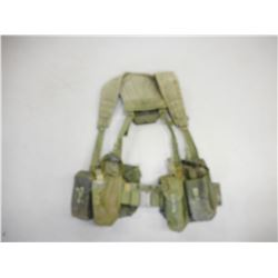 CANADIAN MILITARY 82 PATTERN WEBBING SET