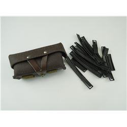 SKS AMMO POUCHES AND STRIPPER CLIPS